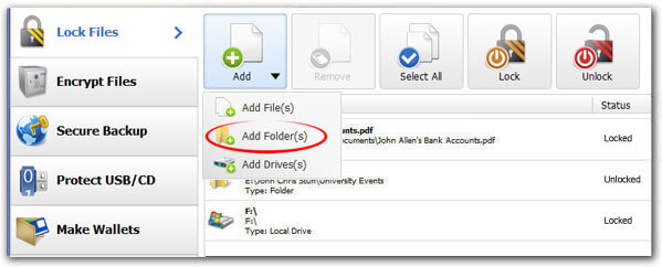 lock-files-list-screen-with-folder-menu