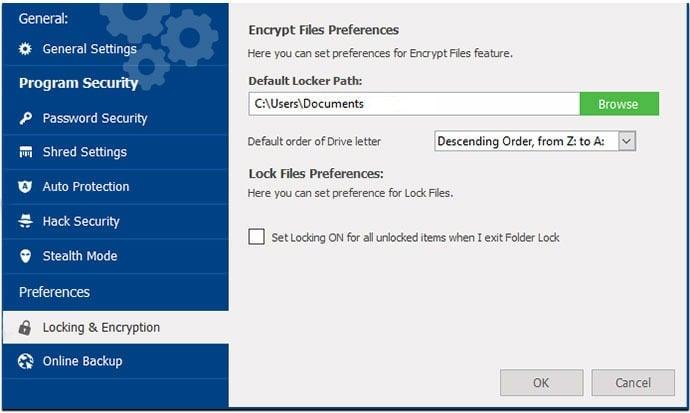 settings-locking-encryption-tab