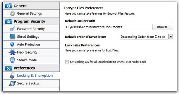 settings-locking-encryption-tab