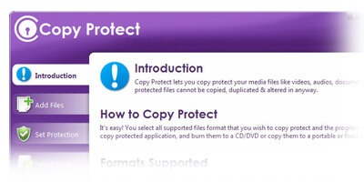 Image result for Newsoftwares Copy Protect