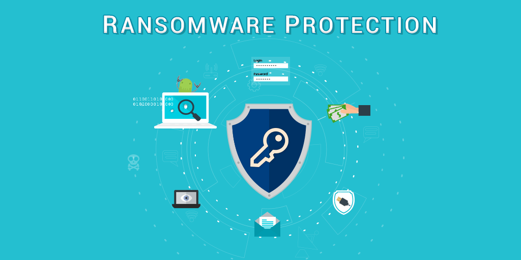 Ransomware Protection And Prevention Of Cyber Attacks