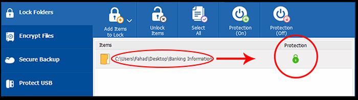5-Lock-Folders-Banking-Informations