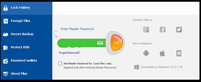 7-Lock-Folder