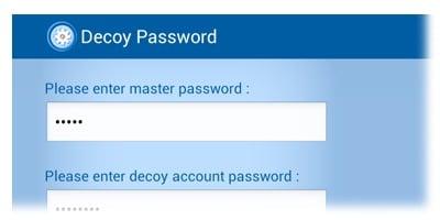 decoy-password-android