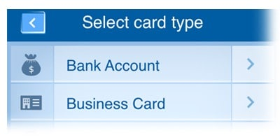 select-card-type-iphone